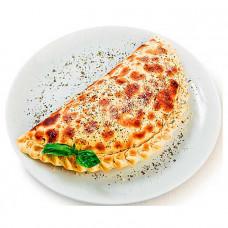 Кальцоне ( закрытая пицца)