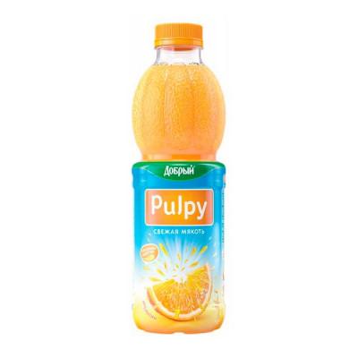 Сок Pulpy Апельсин 0,5 л.